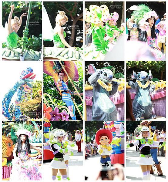 迪士尼大遊行2