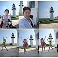 西嶼漁翁島燈塔