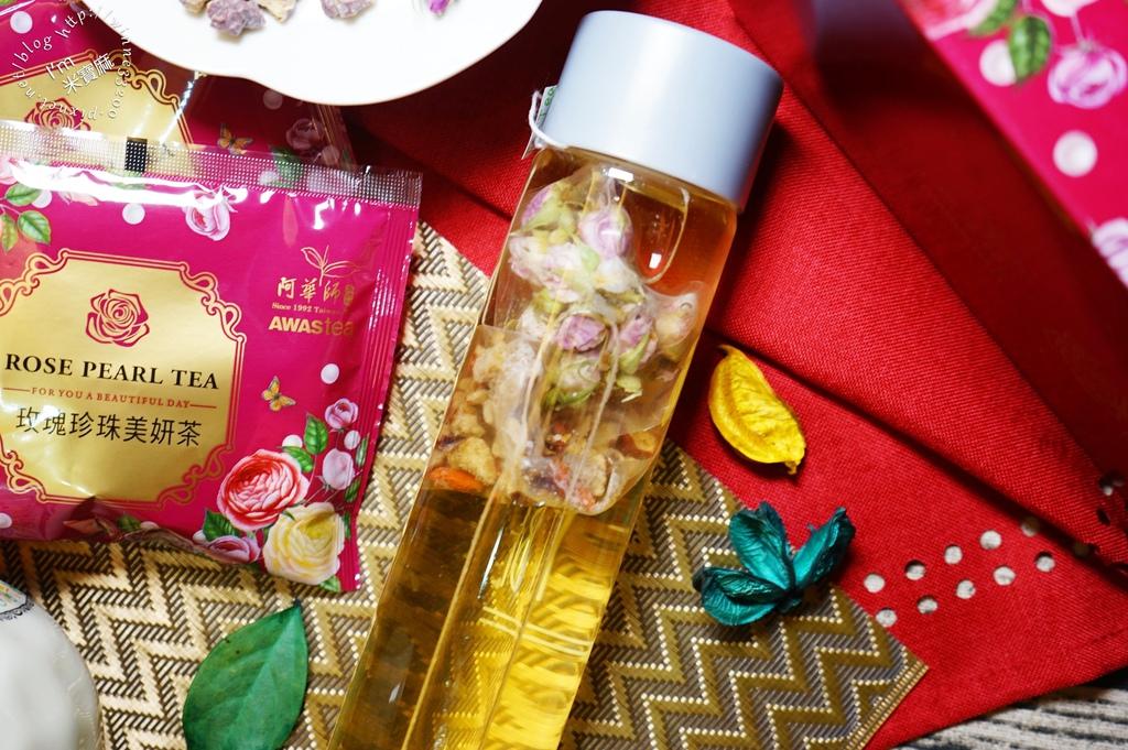 阿華師玫瑰珍珠美妍茶12