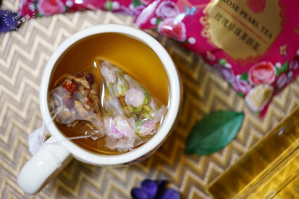 阿華師玫瑰珍珠美妍茶15
