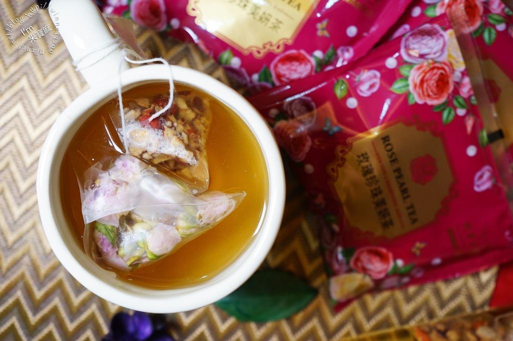 阿華師玫瑰珍珠美妍茶14
