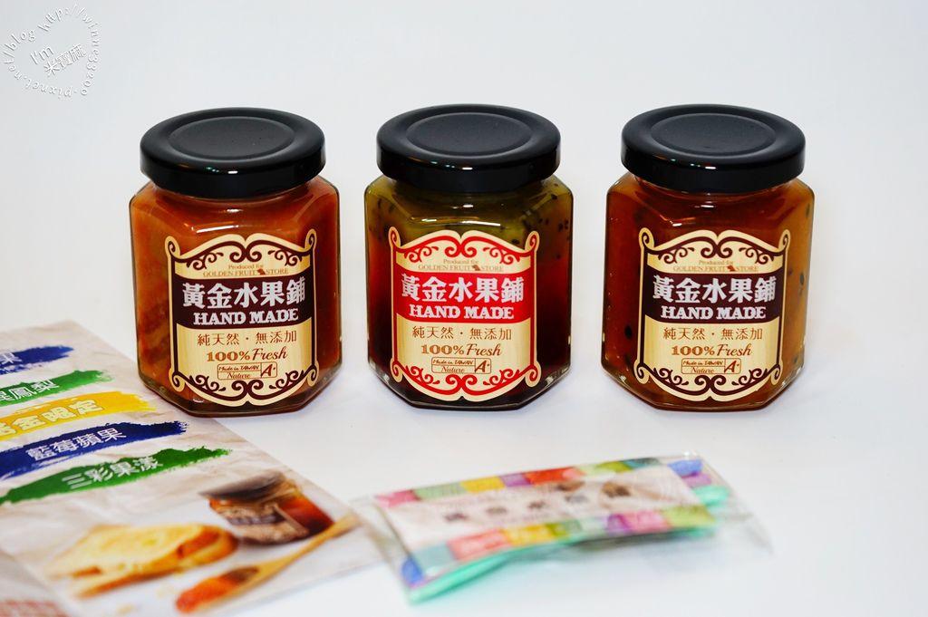 黃金水果鋪手作果醬__2