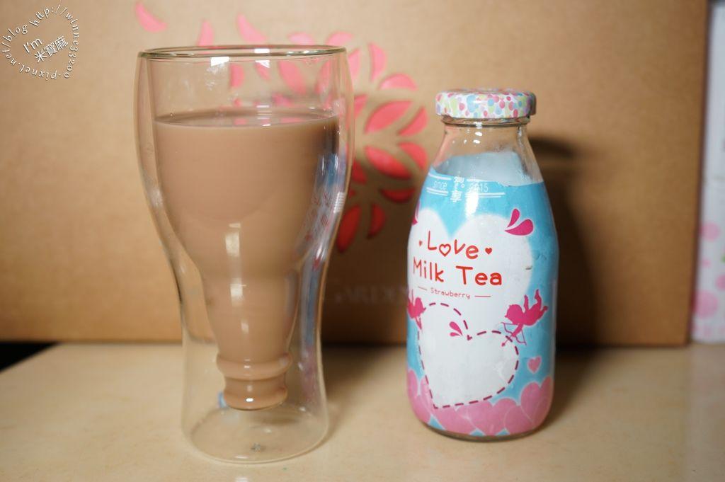 獨享 愛戀奶茶(草莓)_4
