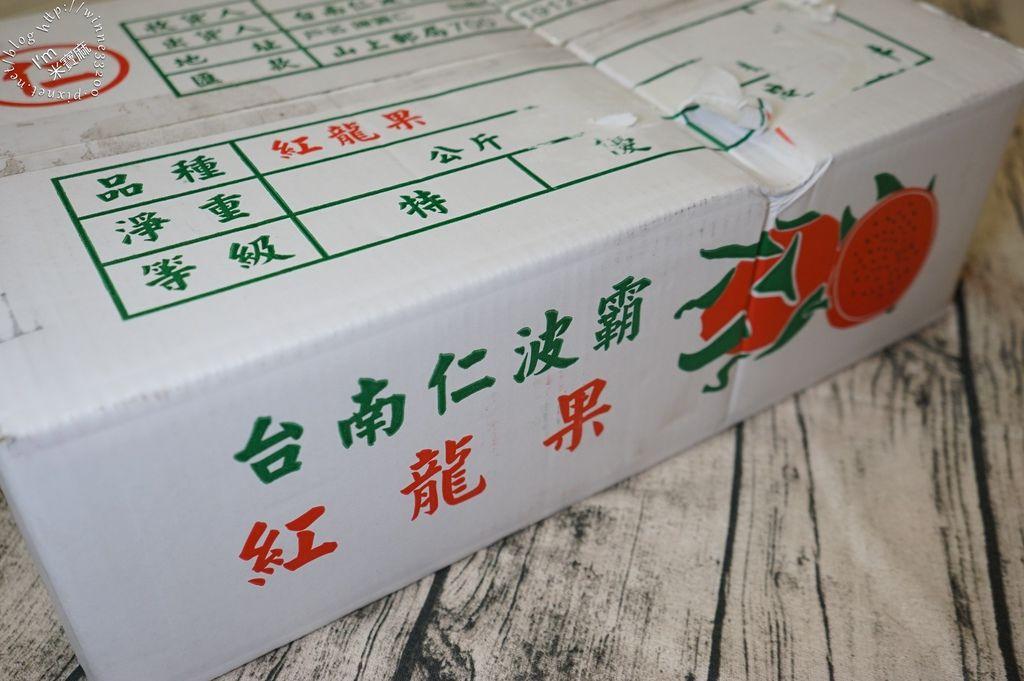 台南仁波霸火龍果1