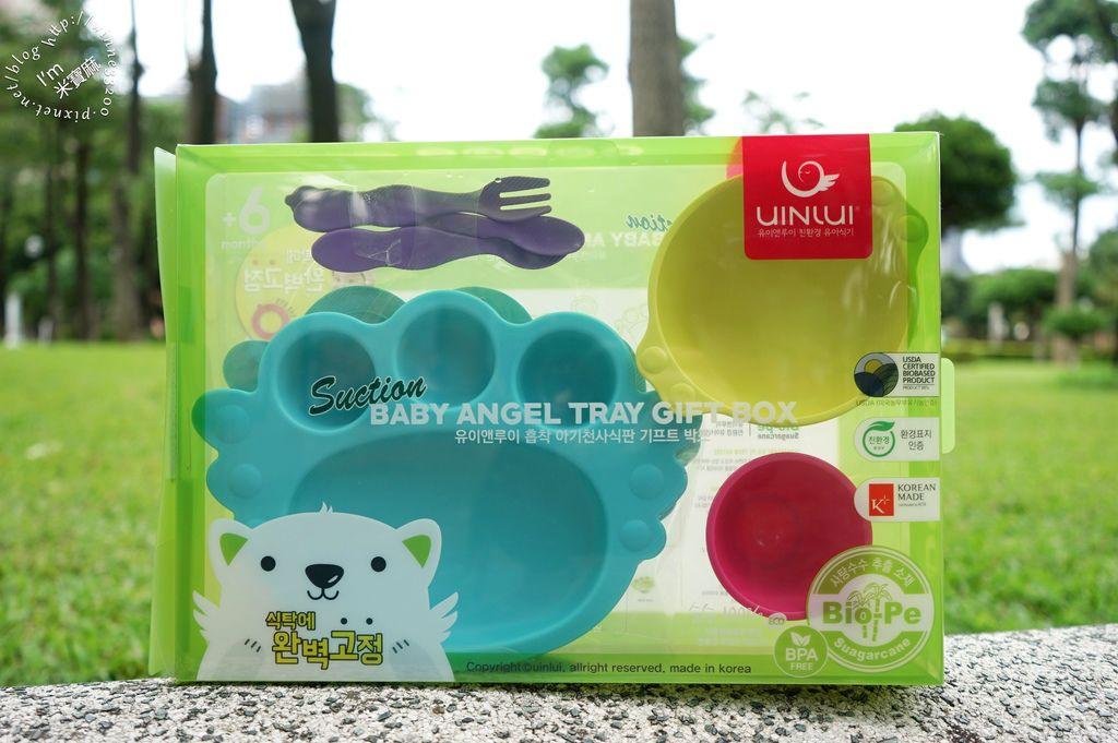 三蔥國際3ONION韓國Uinlui天然甘蔗製寳寳兒童餐具組 (7)