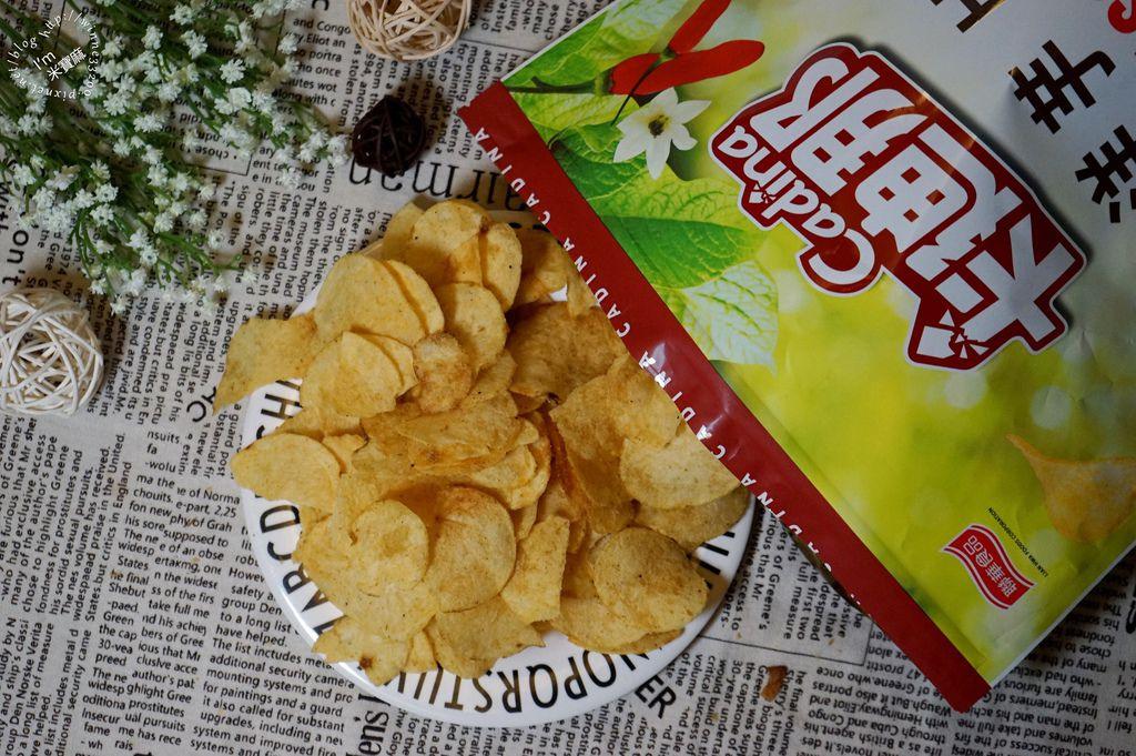 聯華食品卡迪那洋芋片TABASCO風味 (9)