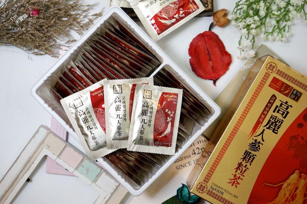 高麗人蔘顆粒茶_6