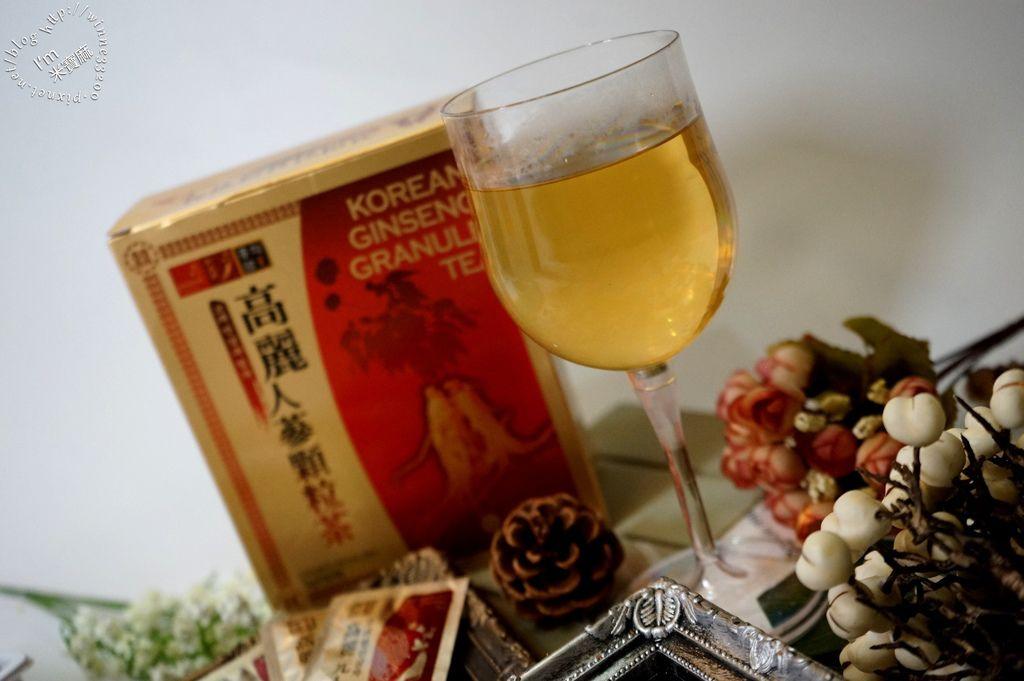高麗人蔘顆粒茶_11