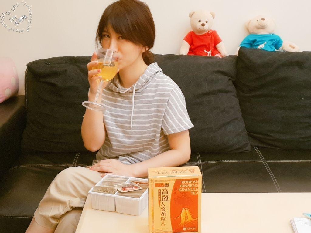 高麗人蔘顆粒茶_12