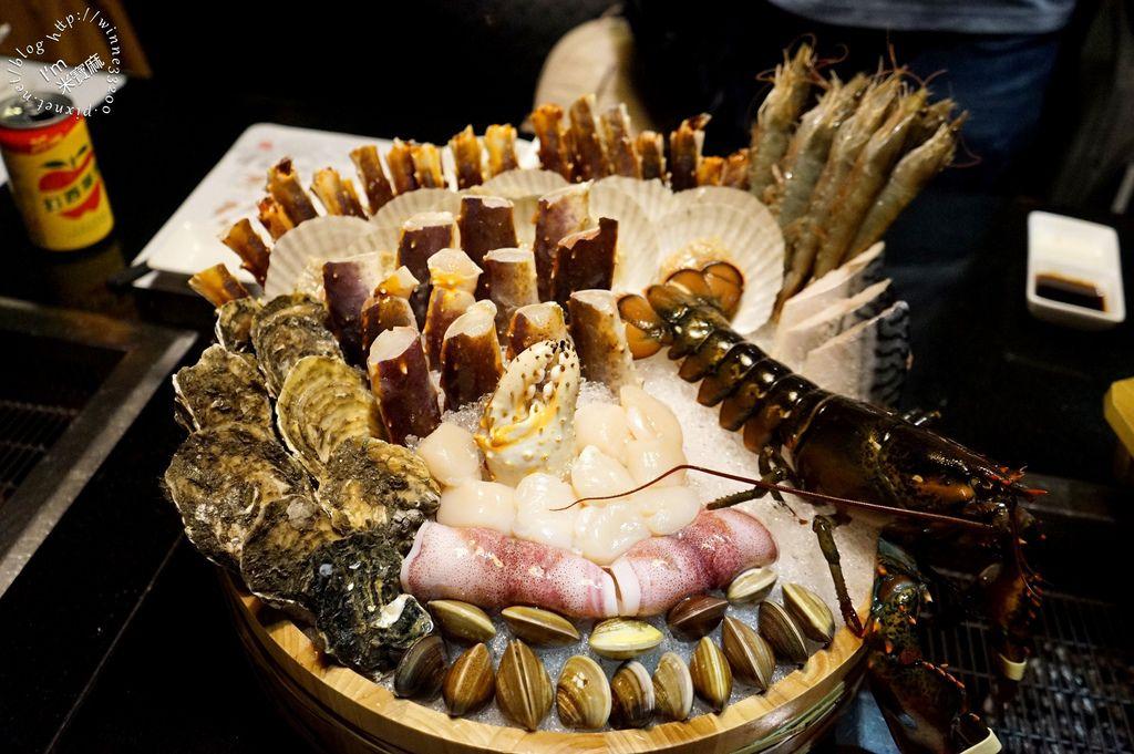蟹宴日式頂級帝王蟹燒烤鍋物吃到飽_16