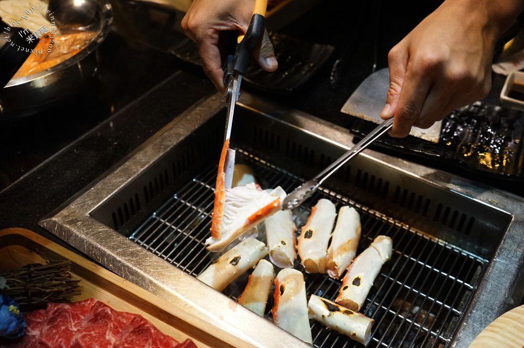 蟹宴日式頂級帝王蟹燒烤鍋物吃到飽_44
