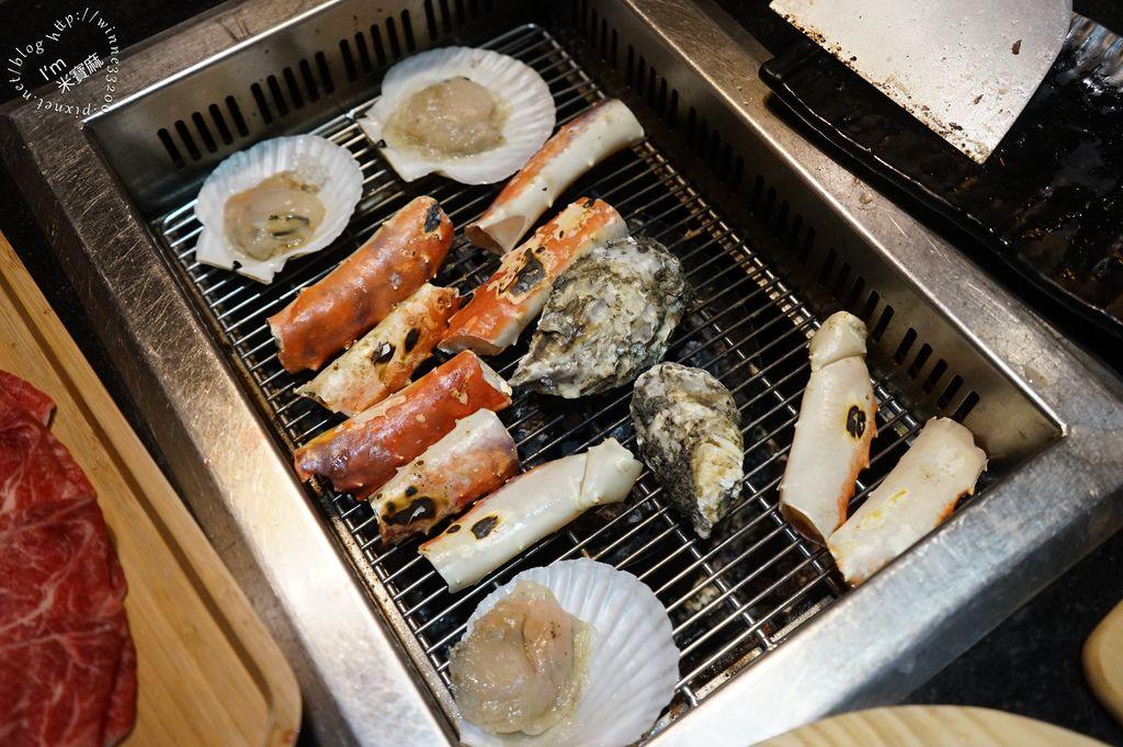 蟹宴日式頂級帝王蟹燒烤鍋物吃到飽_46