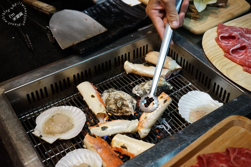 蟹宴日式頂級帝王蟹燒烤鍋物吃到飽_49