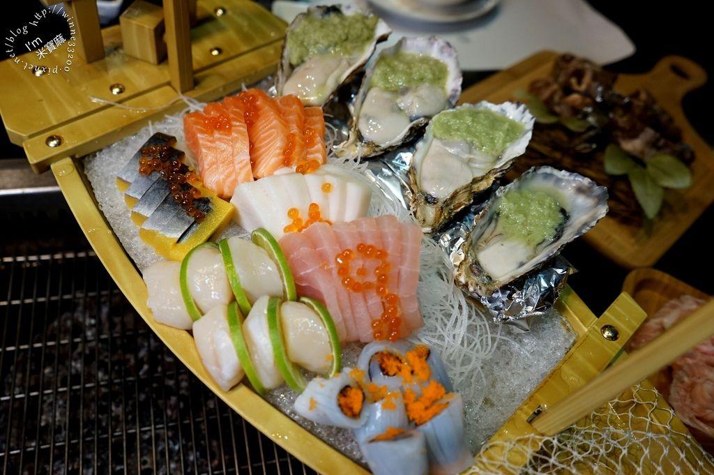 蟹宴日式頂級帝王蟹燒烤鍋物吃到飽_19