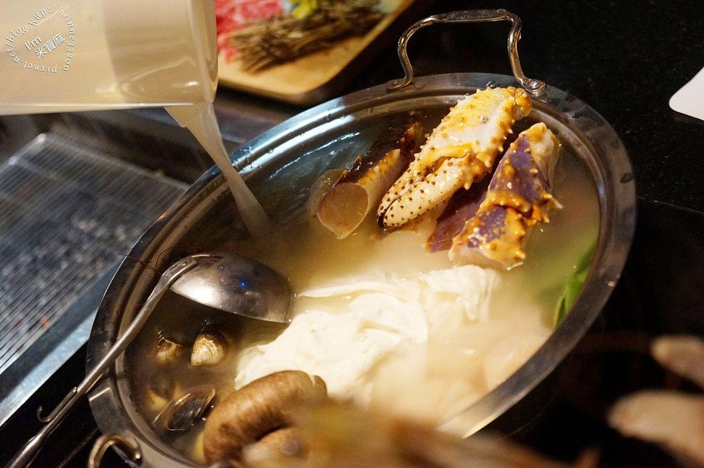 蟹宴日式頂級帝王蟹燒烤鍋物吃到飽_36