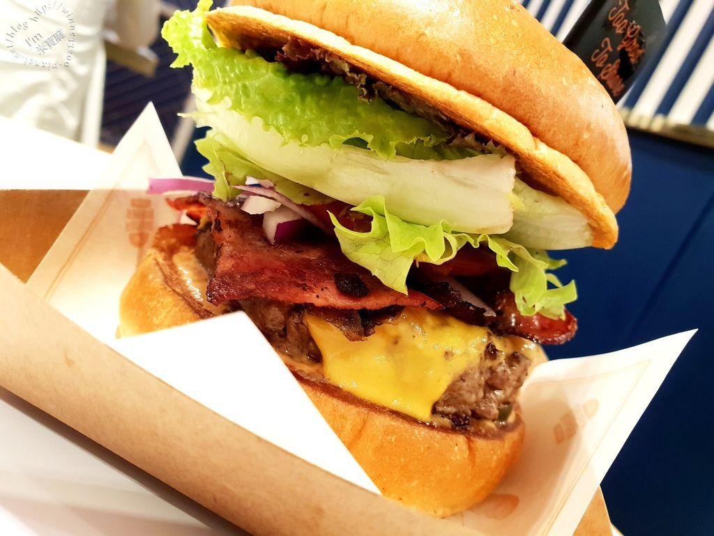 Selfish Burger 喀漢堡_9