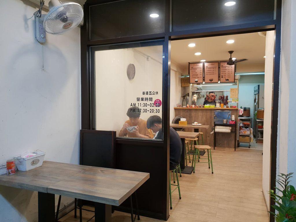 小檳城食堂 燒雞飯 海南雞飯 咖哩叻沙麵 (27)