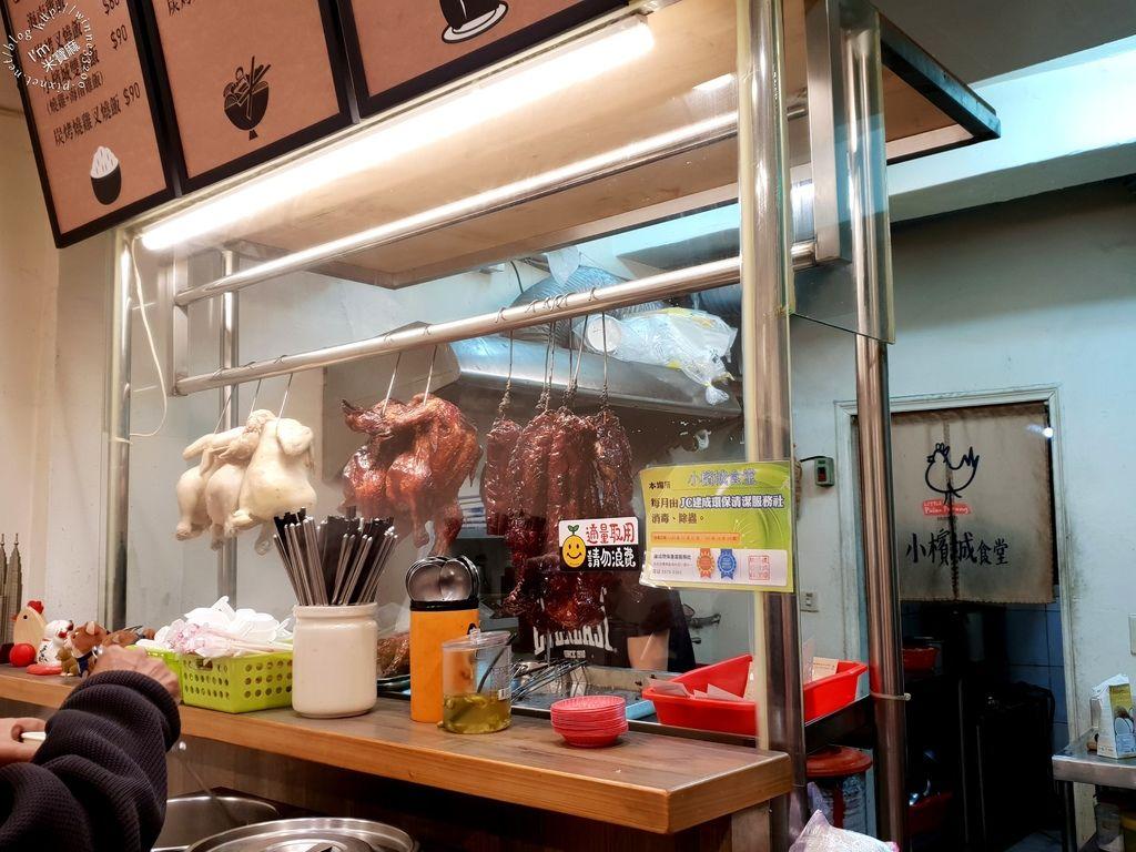 小檳城食堂 燒雞飯 海南雞飯 咖哩叻沙麵 (9)