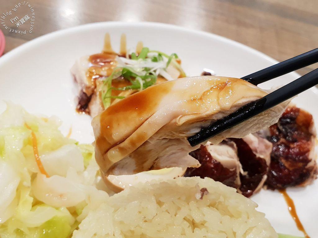 小檳城食堂 燒雞飯 海南雞飯 咖哩叻沙麵 (5)