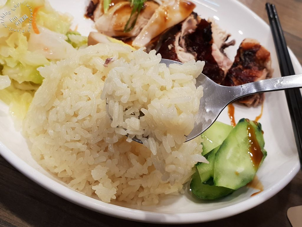 小檳城食堂 燒雞飯 海南雞飯 咖哩叻沙麵 (6)