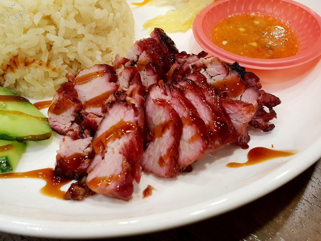 小檳城食堂 燒雞飯 海南雞飯 咖哩叻沙麵 (15)