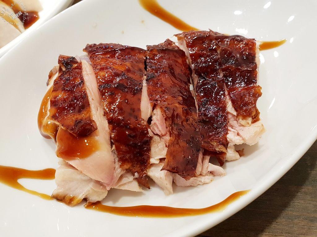 小檳城食堂 燒雞飯 海南雞飯 咖哩叻沙麵 (19)