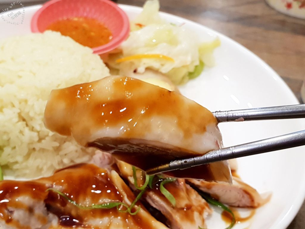 小檳城食堂 燒雞飯 海南雞飯 咖哩叻沙麵 (23)