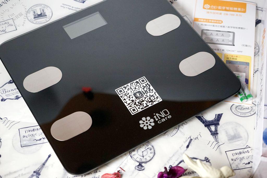 iNO藍牙智能體重計。我的第一台藍牙體重計 (21)