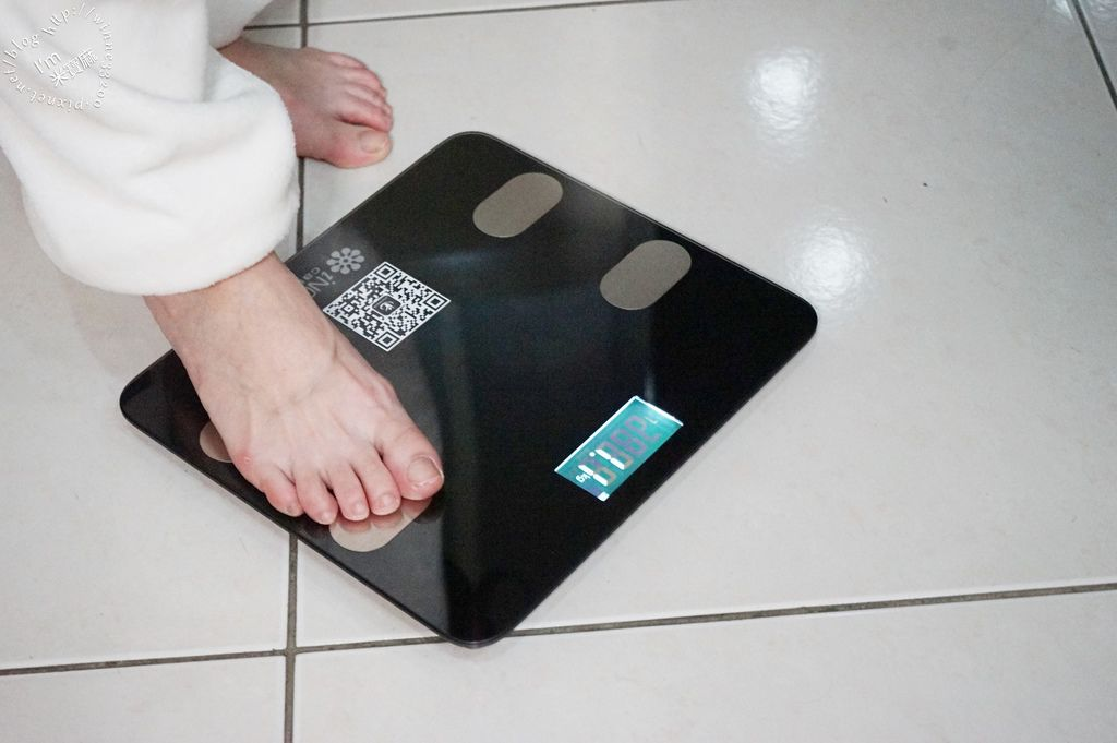 iNO藍牙智能體重計。我的第一台藍牙體重計 (27)