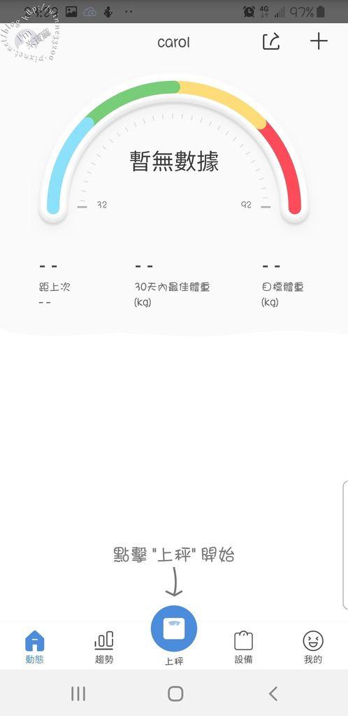 iNO藍牙智能體重計。我的第一台藍牙體重計 (8)
