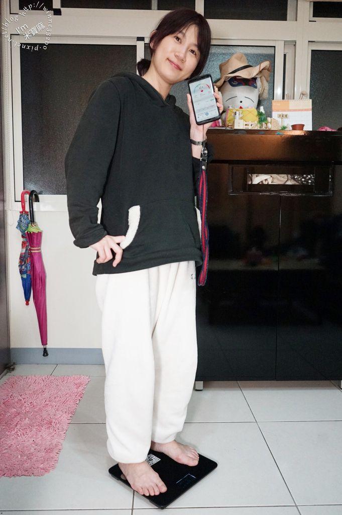 iNO藍牙智能體重計。我的第一台藍牙體重計 (28)