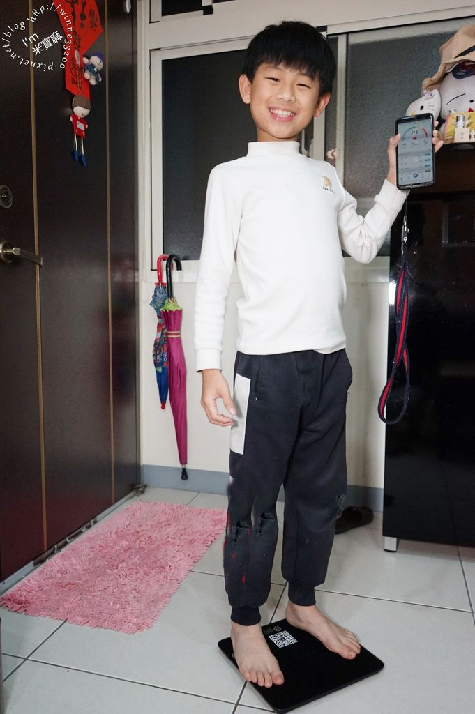 iNO藍牙智能體重計。我的第一台藍牙體重計 (29)