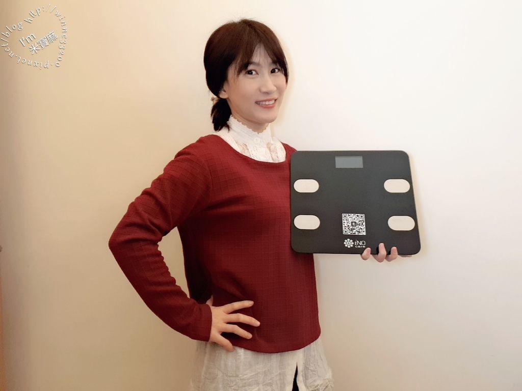 iNO藍牙智能體重計。我的第一台藍牙體重計 (32)