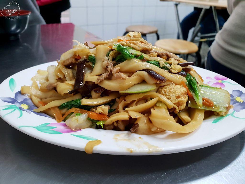 李家麵館刀削麵 (4)