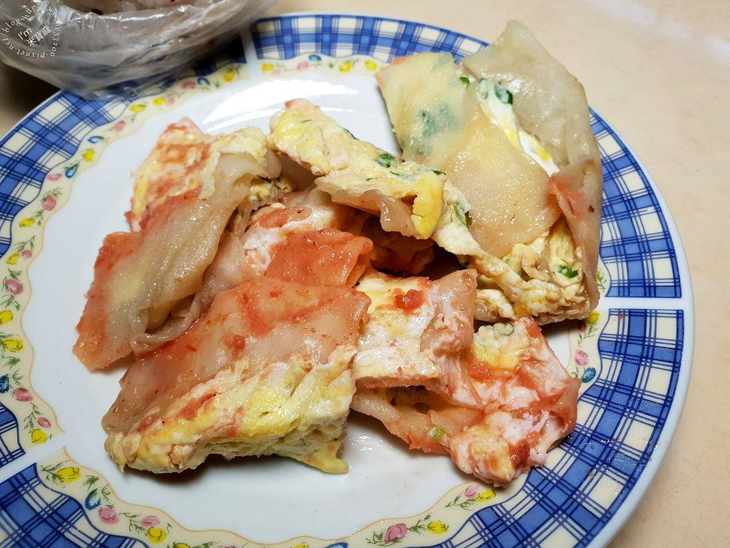 圓通路菜市場古早味蛋餅 (11)