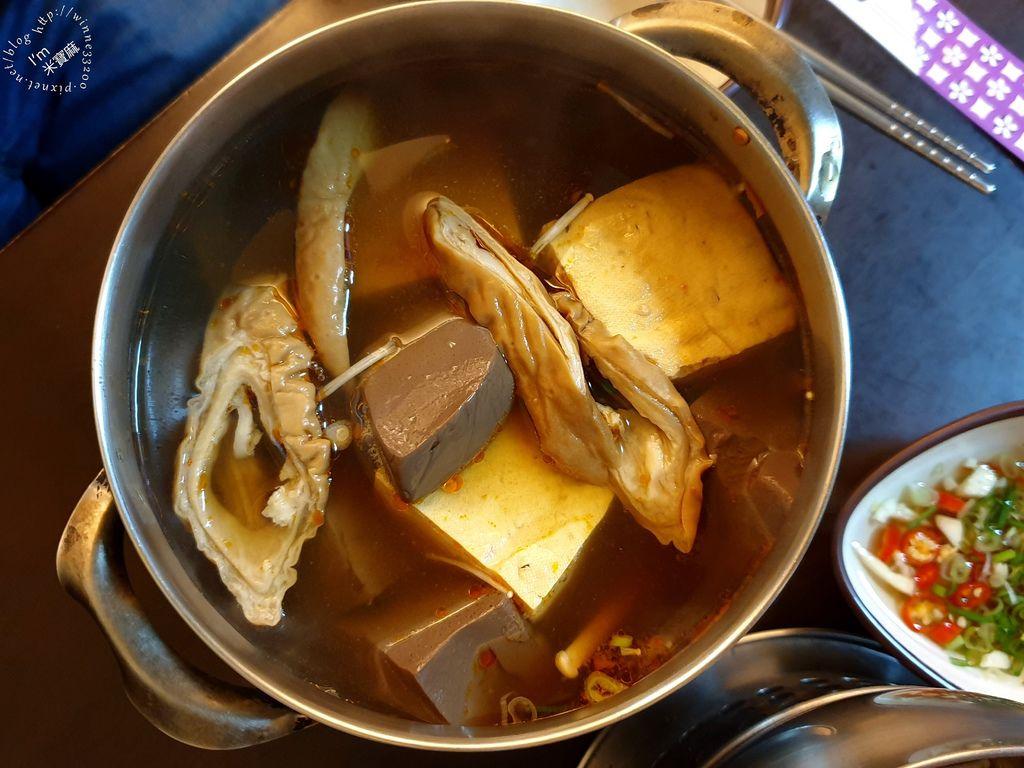 盛豐精緻麻辣-臭豆腐鴨血鍋 (10)