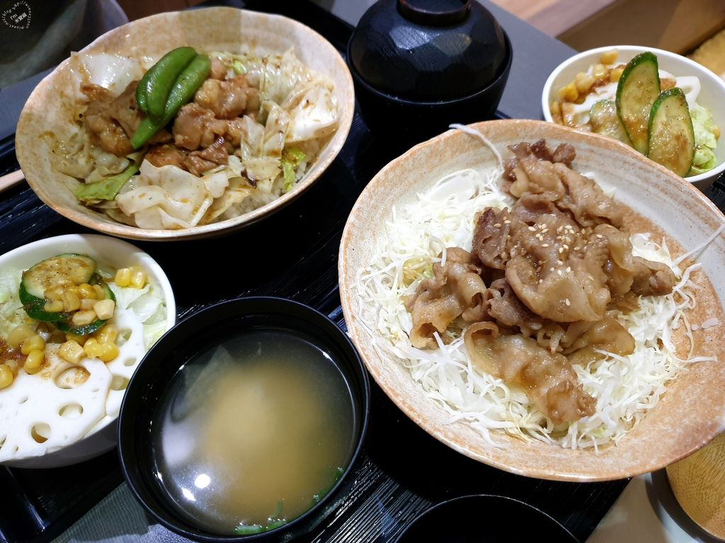 Rice Cafe杓文字日式丼飯 (7)