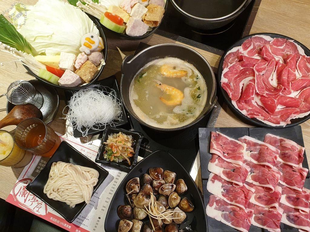 蘭亭序精緻石頭鍋涮涮鍋 汐止火鍋 (57)