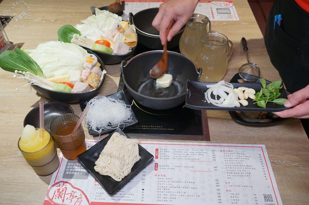 蘭亭序精緻石頭鍋涮涮鍋 汐止火鍋 (9)