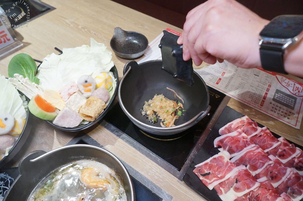 蘭亭序精緻石頭鍋涮涮鍋 汐止火鍋 (26)