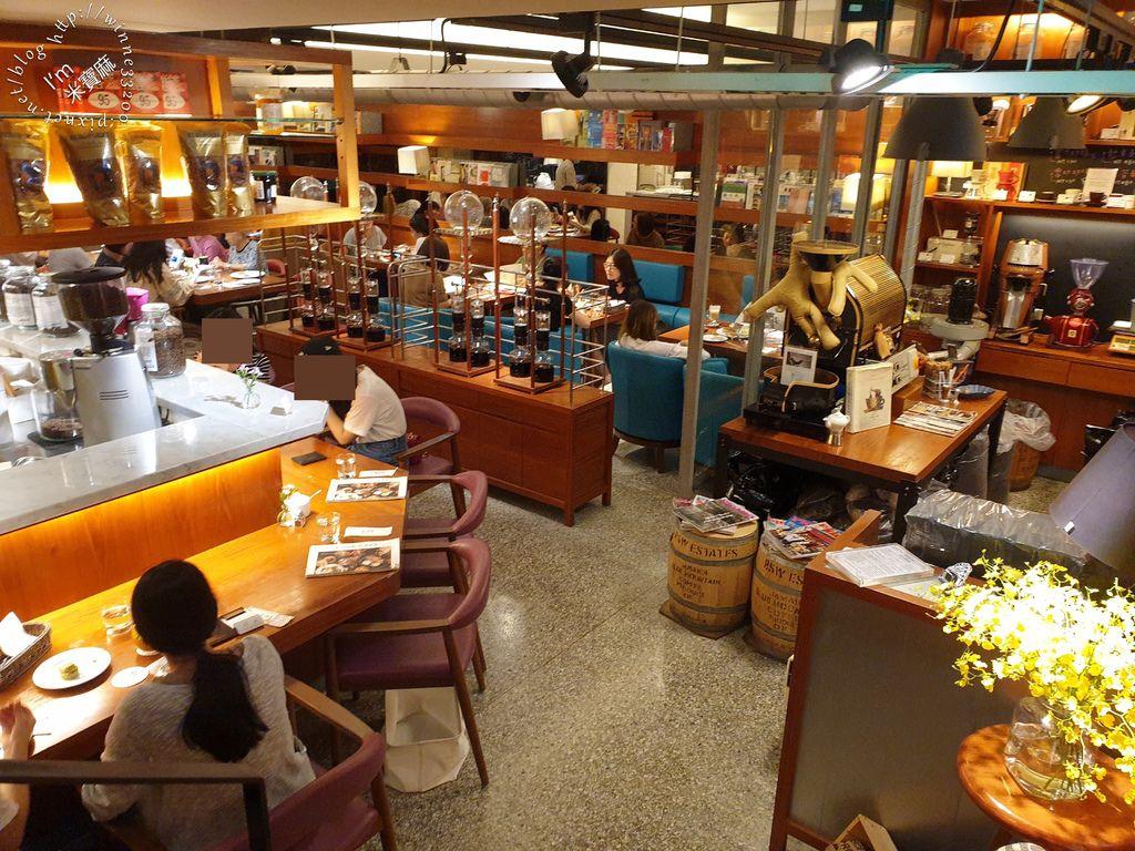 米朗琪咖啡館 中山二店 (5)