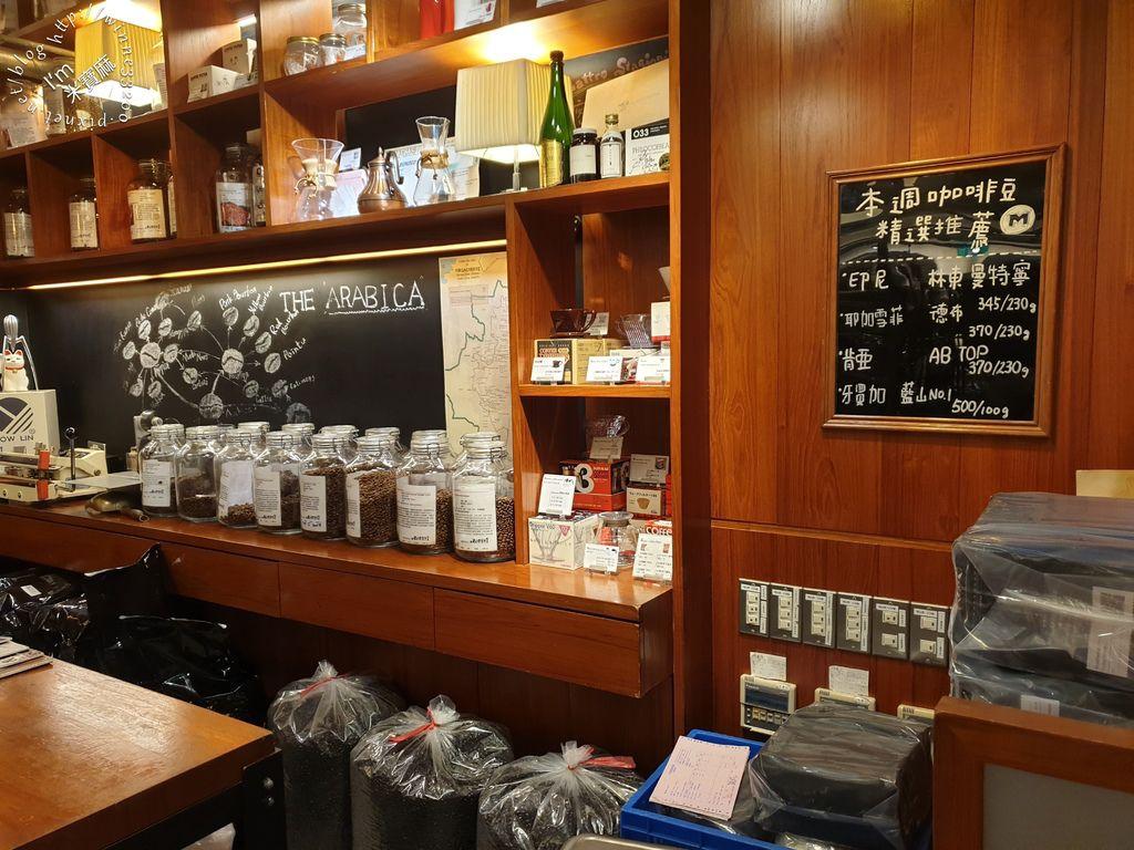 米朗琪咖啡館 中山二店 (7)