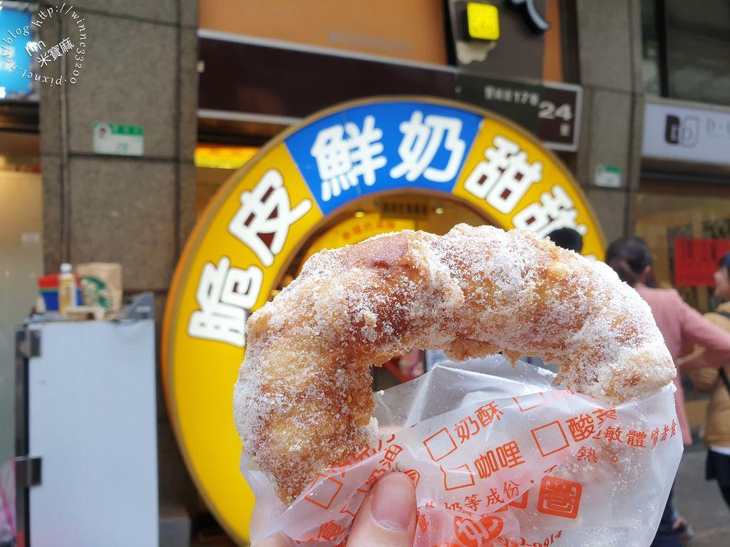 脆皮鮮奶甜甜圈 (12)