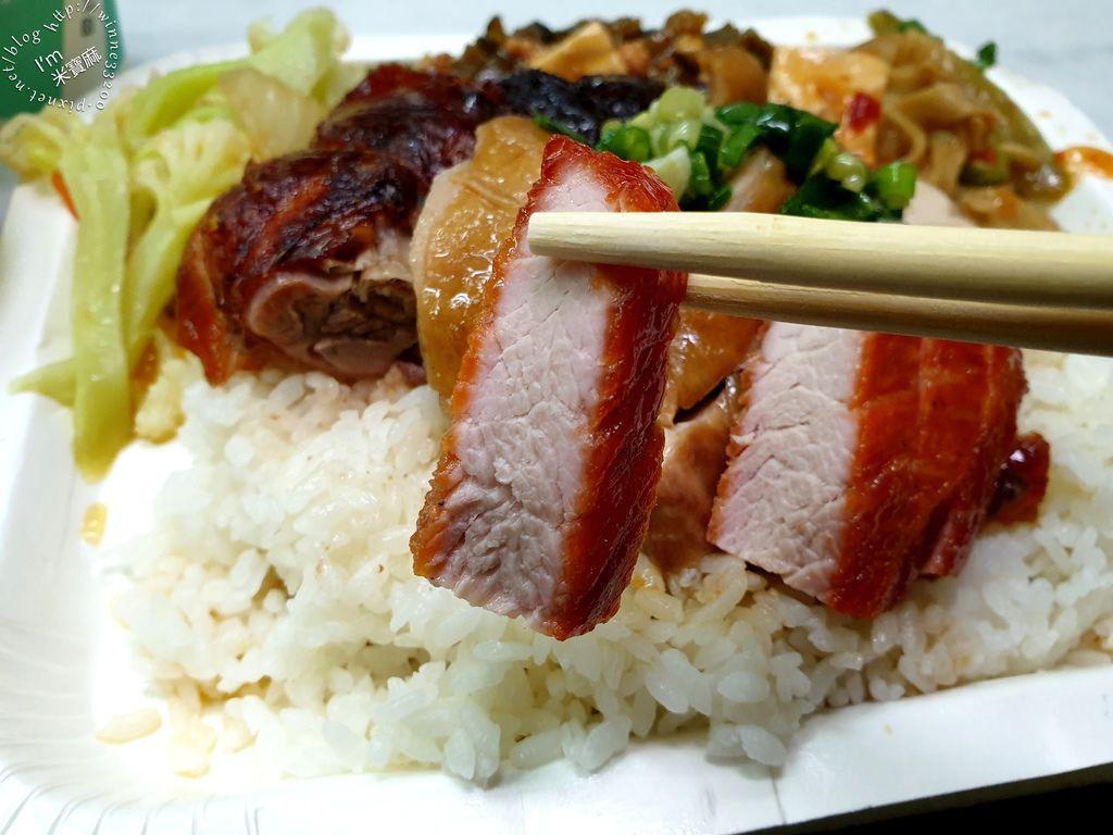 香港陳記燒腊快餐店 永和便當推薦 (11)