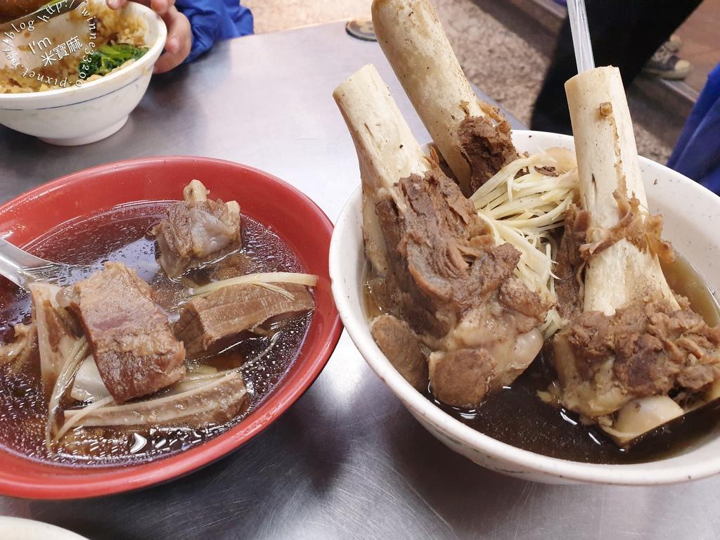 賴岡山羊肉┃油香魯肉飯及麵線配各式羊肉湯超滿足。新店老字號晚餐宵夜