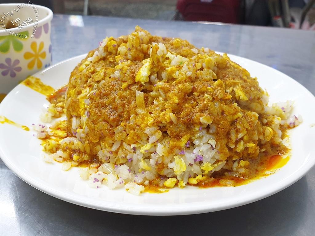 三蹬食堂┃中和好吃炒飯、炒麵。特製辣咖哩飯一定要試試