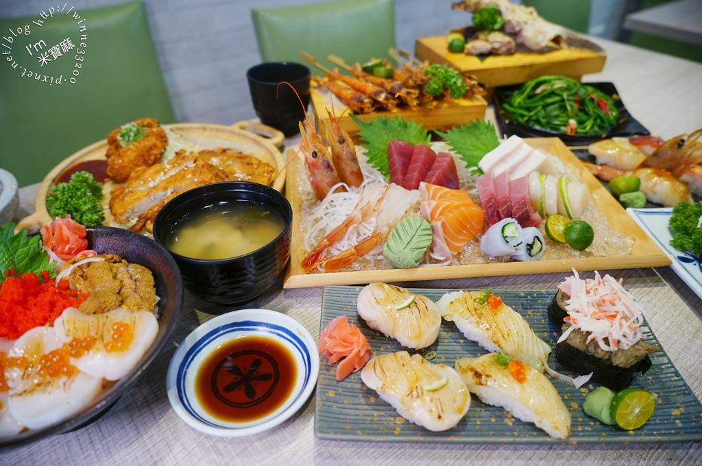 千壽司┃永和 日本料理。二千多則google評價4.6星,還有雙人、個人套讓你吃飽飽