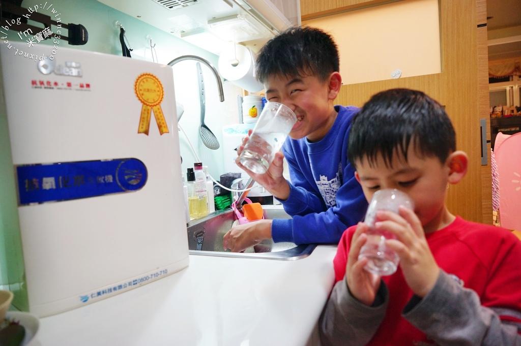歐克琳抗氧化水生飲機┃可直接生飲。抗氧化水、元氣水,雙機一體。不插電、免排廢水更節能環保