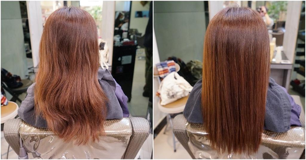 頭皮保養+護髮┃LUSSO hair salon 造型給力,呵護更周到,頭皮、髮質底子打好了,造型自然漂亮