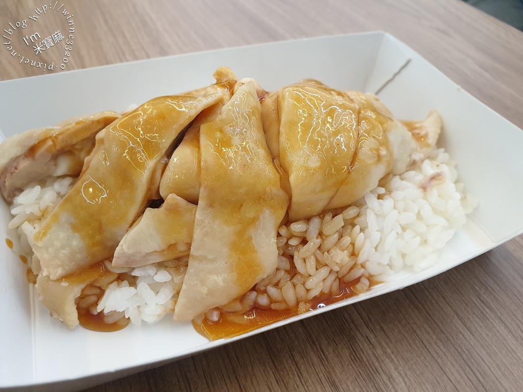 景新雞肉飯專門店┃南勢角美食。咖哩雞肉飯、雞肉飯,簡單美味